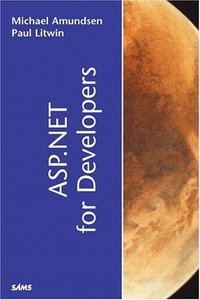 ASP.NET for Developers (Paperback)-cover