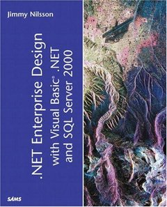 .NET Enterprise Design with Visual Basic .NET and SQL Server 2000 (Paperback)-cover