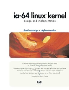 IA-64 Linux Kernel: Design and Implementation-cover
