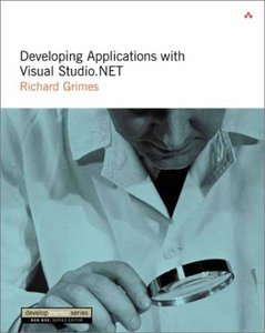 Developing Applications with Visual Studio .NET-cover