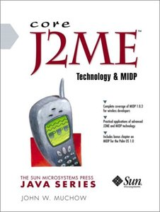 Core J2ME Technology & MIDP-cover