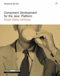 Component Development for the Java Platform (Paperback)-cover