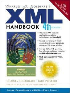 Charles F. Goldfarb's XML Handbook, 4/e-cover