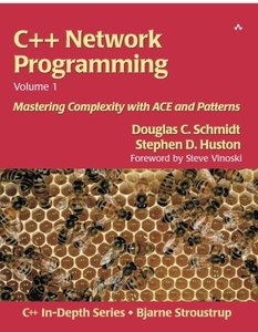 C++ Network Programming Volume 1-cover