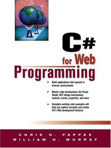 C# for Web Programming-cover