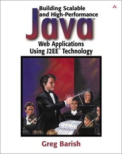 Building Scalable and High-Performance Java Web Applications Using J2EE (Paperback)-cover