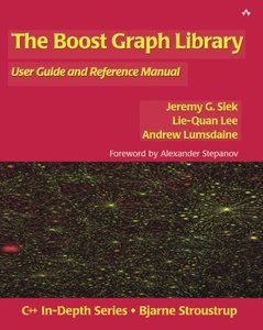 The Boost Graph Library User Guide and Reference Manual-cover