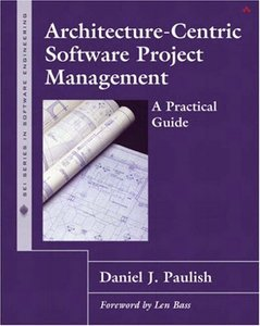 Architecture-Centric Software Project Managemenet: A Practical Guide-cover