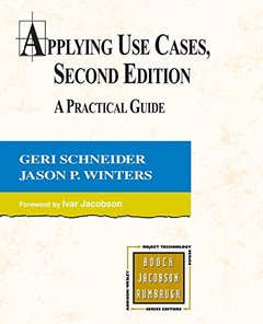 Applying Use Cases: A Practical Guide, 2/e (Paperback)-cover
