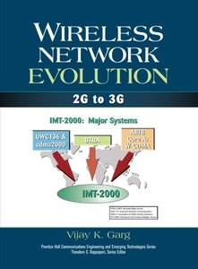 Wireless Network Evolution: 2G to 3G-cover