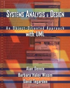 Systems Analysis and Design With UML: An Object-Oriented Approach With UML-cover