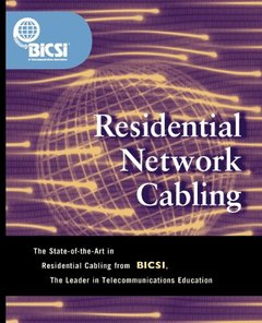 Residential Network Cabling-cover
