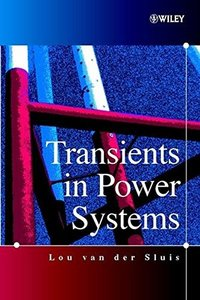Transients in Power Systems-cover