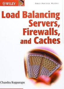 Load Balancing Servers, Firewalls, and Caches (Hardcover)-cover