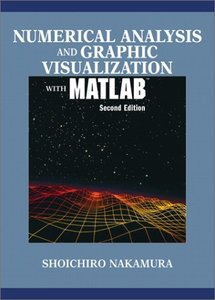 Numerical Analysis and Graphic Visualization with MatLab-cover