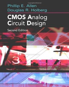 CMOS Analog Circuit Design, 2/e (Hardcover)