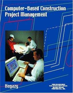 Computer-Based Construction Project Management (Paperback)