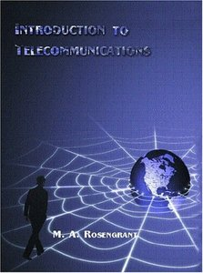 Introduction to Telecommunications-cover
