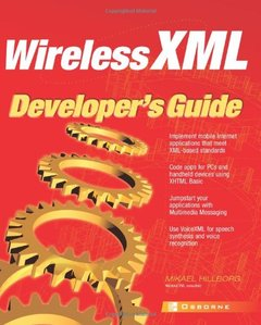 Wireless XML Developer's Guide-cover