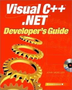 Visual C++ .NET Developer's Guide-cover