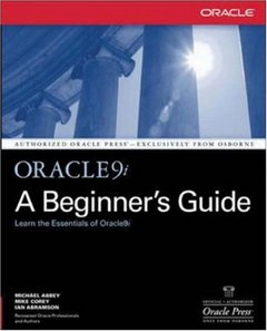 Oracle9i: A Beginner's Guide, 2/e-cover