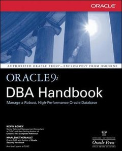 Oracle9i DBA Handbook-cover