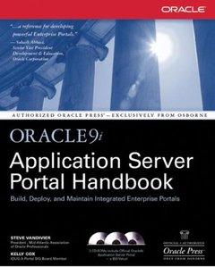 Oracle9i Application Server Portal Handbook (Paperback)-cover