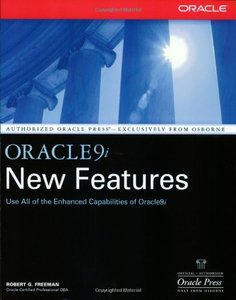 Oracle9i New Features-cover