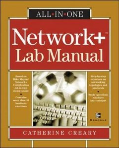 Network+ All-in-One Lab Manual-cover