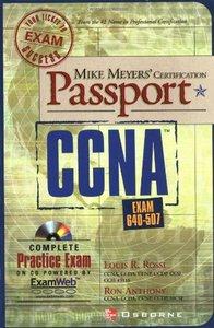 Mike Meyers' CCNA Exam Passport (Exam 640-507)-cover