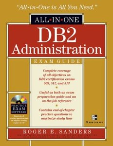 All-In-One DB2 Administration Exam Guide-cover
