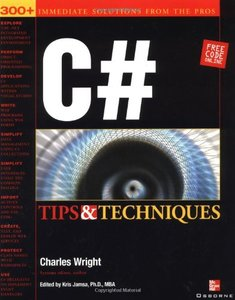C# Tips & Techniques-cover
