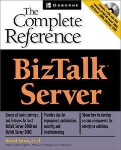 BizTalk Server 2000: The Complete Reference-cover