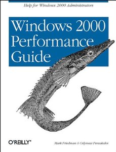Windows 2000 Performance Guide-cover