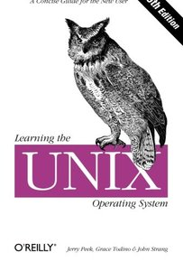 Learning UNIX Operating System, 5/e (Paperback)-cover