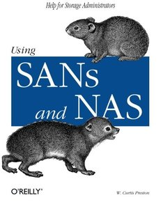Using SANs and NAS-cover