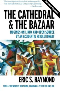 The Cathedral and the Bazaar (Paperback)-cover