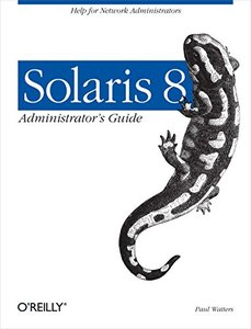 Solaris 8 Administrator's Guide-cover