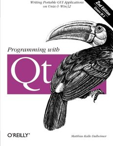 Programming with Qt, 2/e (Paperback)-cover