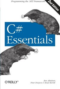 C# Essentials, 2/e-cover