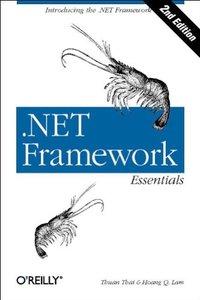 .NET Framework Essentials, 2/e-cover