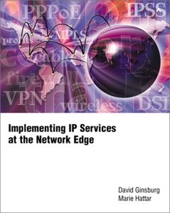 Implementing IP Services at the Network Edge-cover