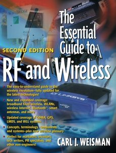 The Essential Guide to RF and Wireless, 2/e-cover