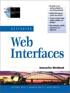 Designing Web Interfaces Interactive Workbook-cover