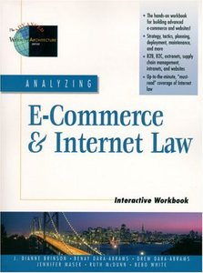 Analyzing E-Commerce and Internet Law Interactive Workbook-cover