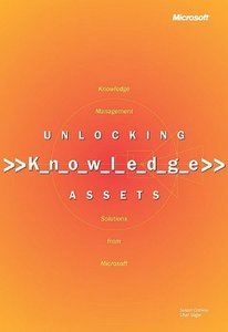 Unlocking Knowledge Assets-cover