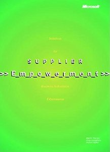 Supplier Empowerment: Solutions for Business-to-Business E-Commerce-cover