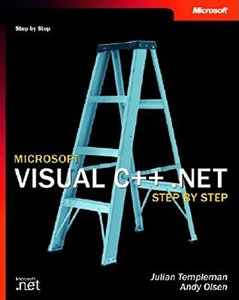 Microsoft Visual C++ .NET Step by Step-cover