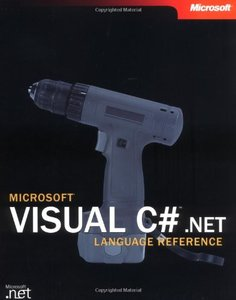 Microsoft Visual C# .NET Language Reference-cover