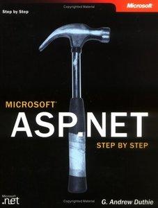 Microsoft ASP.NET Step by Step-cover